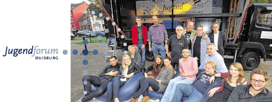 Forum evangelische Jugendarbeit Duisburg e. V. – Jugendforum Duisburg